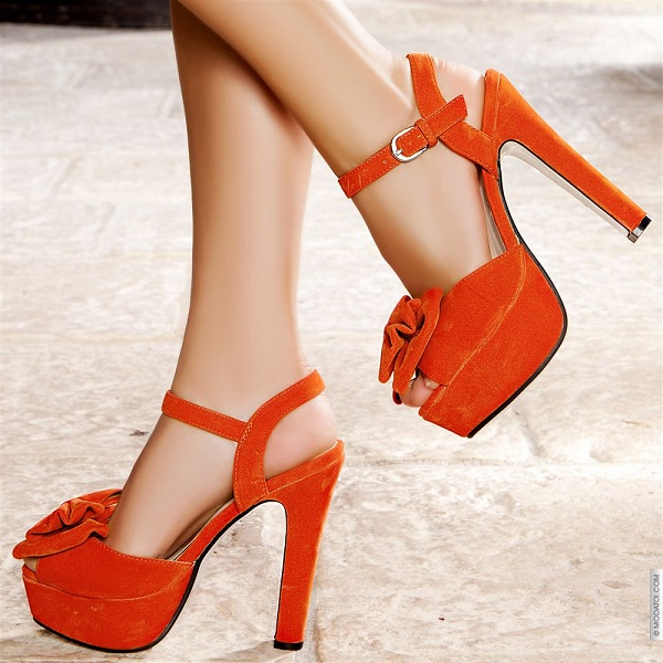 topuklu ayakkab