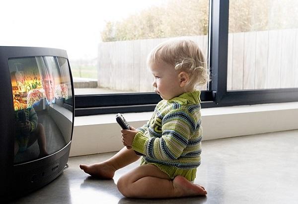 televizyonun çocuklara zararı